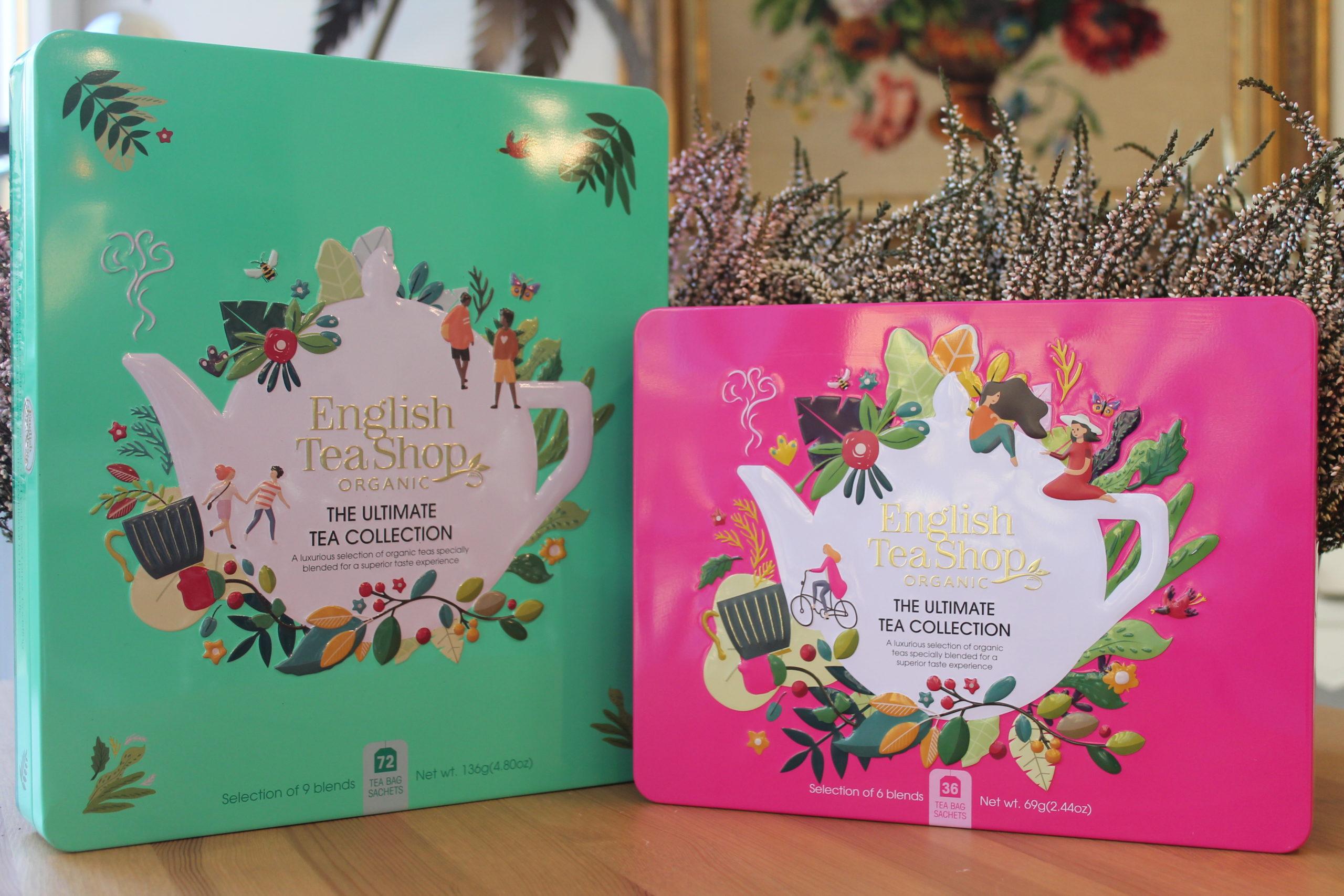 Colección English Tea Shop