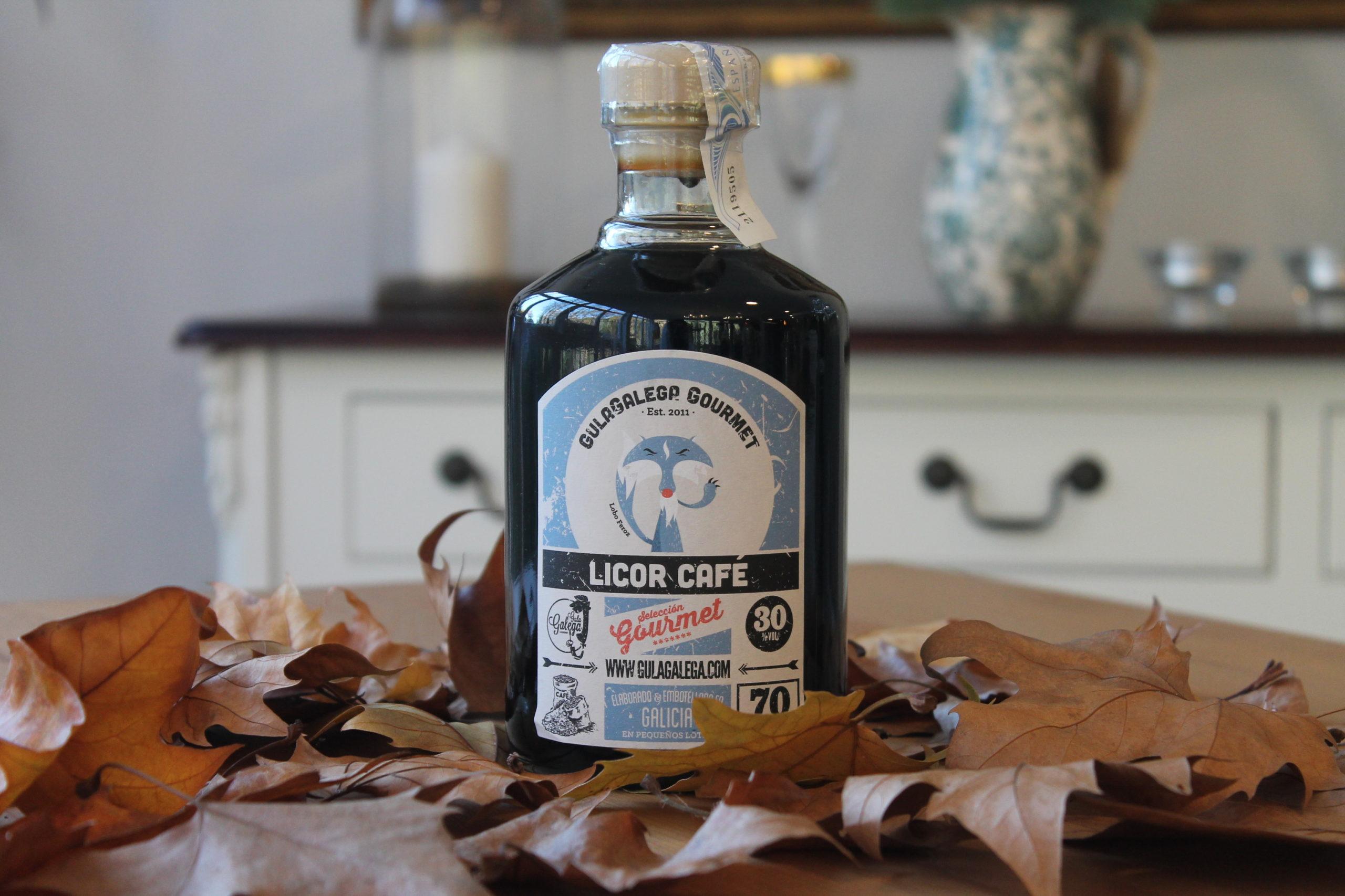 Licor Café GulaGalega