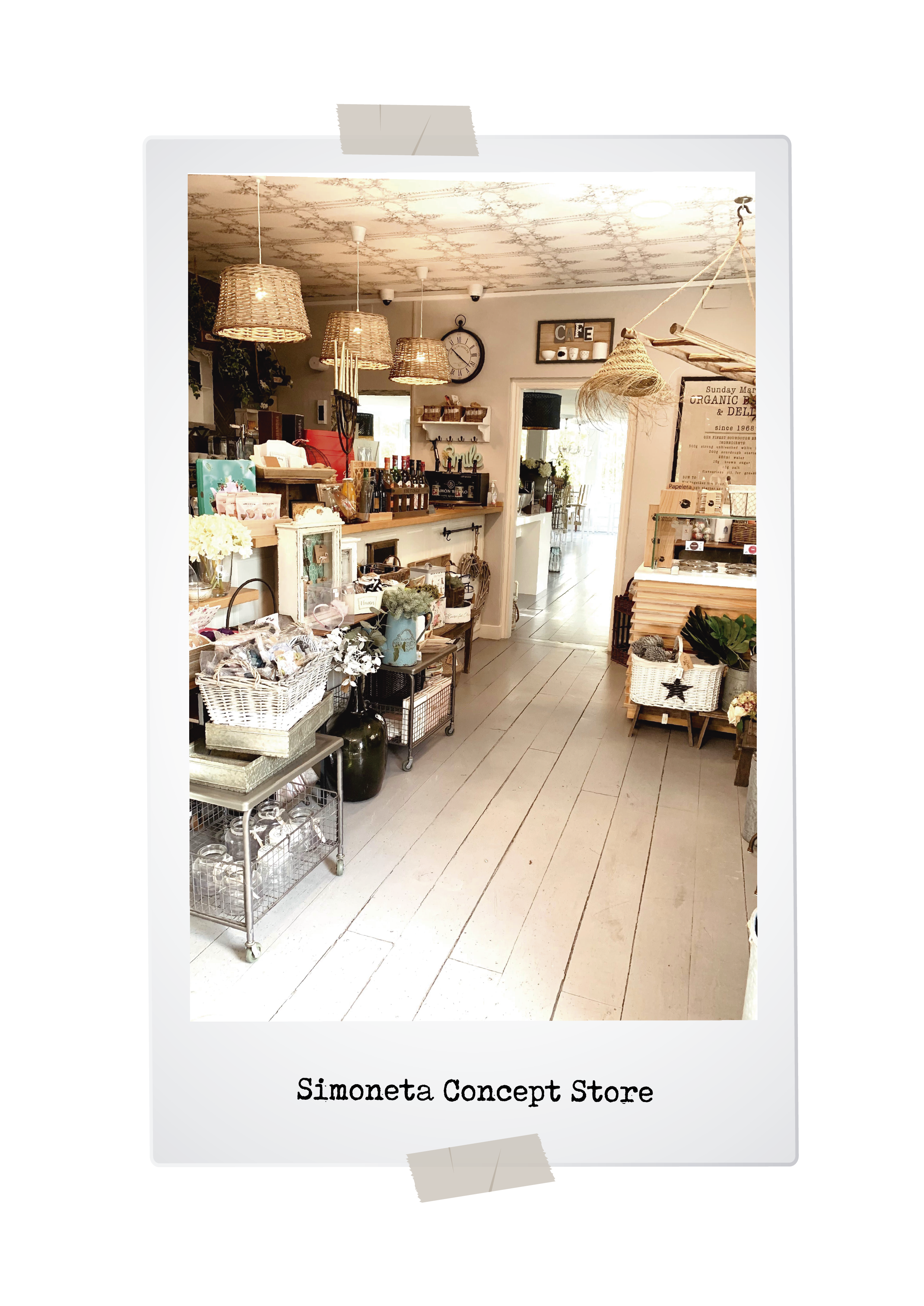 Concept Store en SimonetaandCo Restaurante Mondariz Balneario